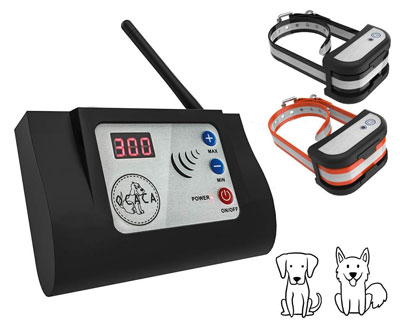 7. OCACA 2019 Updated Wireless Dog Fence System