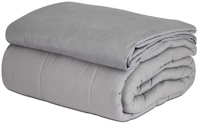 10. SAFR Weighted Blanket & Removable Cover