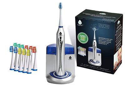 7. Pursonic S450 Rechargeable Sonic Electric Toothbrush