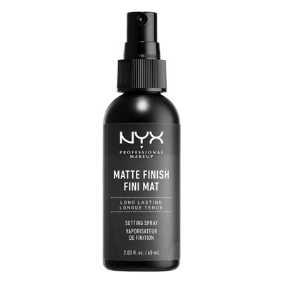 1. NYX PROFESSIONAL MAKEUP Setting Spray (Pack of 1)