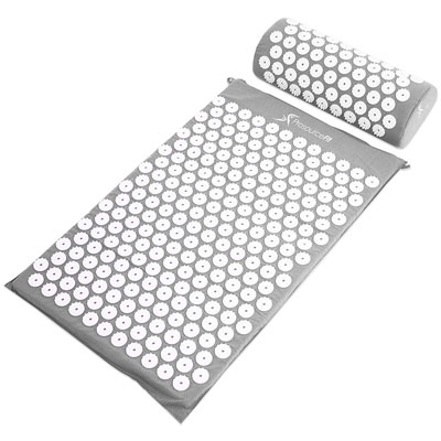 2. ProsourceFit Muscle Relaxation Neck and Back Pain Relief Acupressure Mat