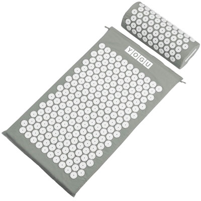 5. YOGU Muscle Relaxation Sciatic Pain and Stress Relief Acupressure Mat