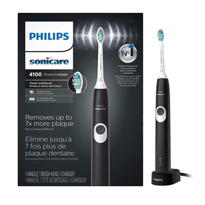 3. Philips Sonicare HX6810/50 Rechargeable Electric Toothbrush