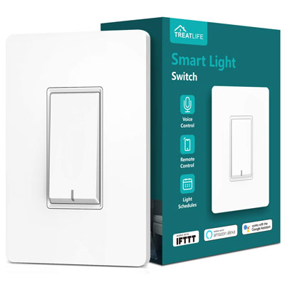 TREATLIFE Smart Life Switch (1 PACK)