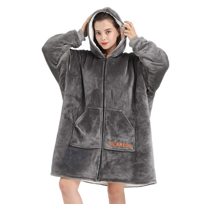 SLEPZON Oversized Wearable Blanket Hoodie