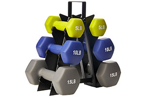 Photo of Top 10 Best Dumbbell Sets with Rack in 2020 [Reviews & Buying Guide]