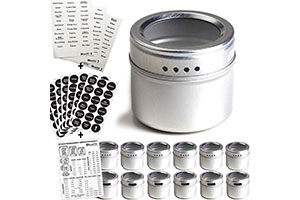 Photo of Top 10 Best Magnetic Spice Tins in 2020 Reviews