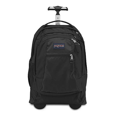 4. JanSport 8 Core Series Wheeled Backpack