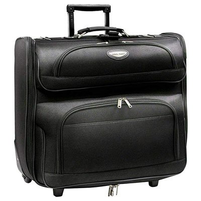 . Travel Select Amsterdam Business Rolling Garment Bag