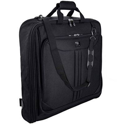1. ZEGUR Suit Carry On Garment Bag for Travel & Business Trips