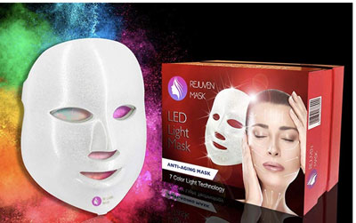 Lyft Care Rejuven Mask Therapy Pro Mask LED Light For Brightening Skin
