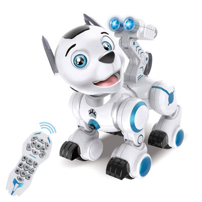 3. fisca Remote Dog RC Control Robotic Interactive Intelligent Programmable Electronic Pet