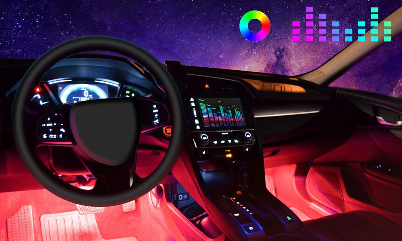 LED-Light-Strips-for-Car-Interior