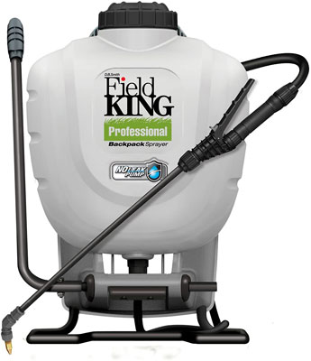 3. Field King Professional 190328 Backpack Sprayer