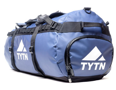 10. TYTN Waterproof Duffel Bag, 90L Dimension, for Sport and Travel