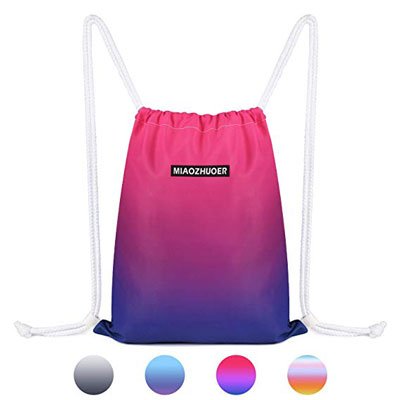9. WANDF Drawstring Backpack or Bag