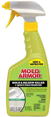 2. Mold Armor FG502 Instant Mold & Mildew Stain Remover