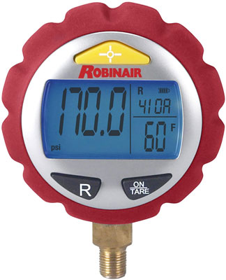 7. Robinair 11920 Digital HVAC Gauge