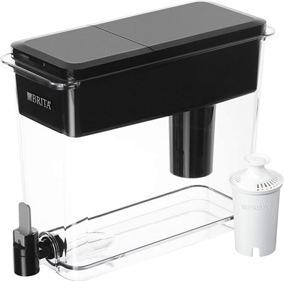 1. Brita 18 Cup Extra Large Ultra Max Filtering Dispenser