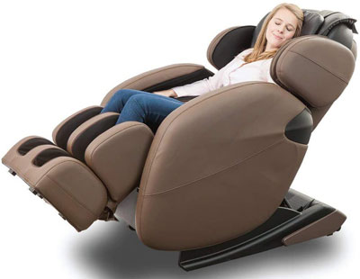 2. Kahuna Zero Gravity Full-Body Massage Chair