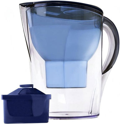 6. Lake Industries 3.5 Liters Alkaline Water Pitcher