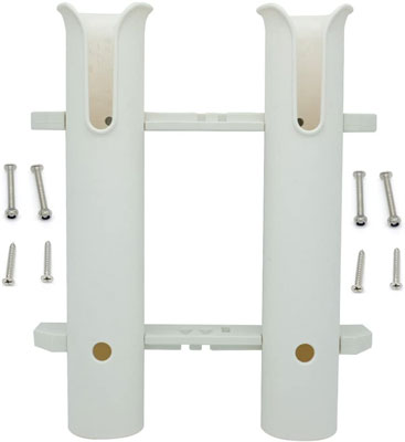 7. Hiumi Wall Mounted Tubes Rod Holders