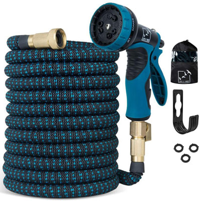 10. Life Be Free 100 Ft Expandable Garden Hose
