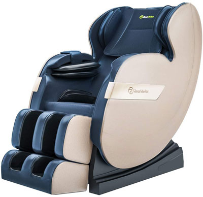 1. Real Relax 2020 Massage Chair