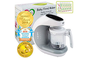 Photo of Top 10 Best Baby Food Makers in 2021 [Reviews & Buying Guide]