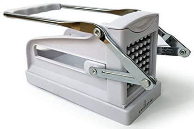 1. Culina 2 Blades French Fry Potato Cutter