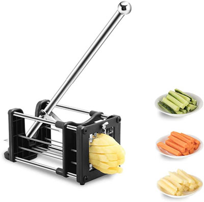 7. Reliatronic Stainless Steel French Fry Cutter