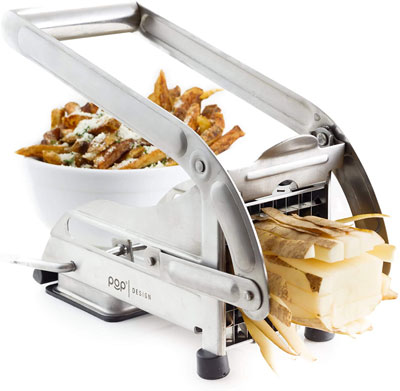 6. POP Commercial Grade Stainless Steel French Fry Cutter