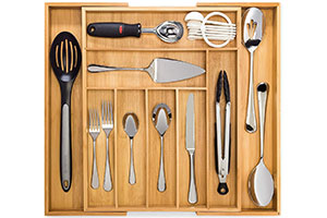Photo of Top 10 Best Utensil Drawer Organizers in 2020 Reviews