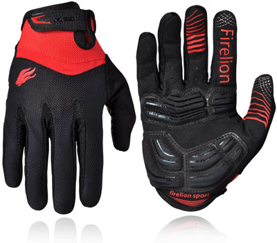 3. FIRELION Cycling Gloves Bike Bicycle Gloves for Men/Women