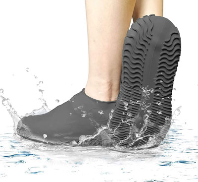 9. Healty style Waterproof Shoe Cover