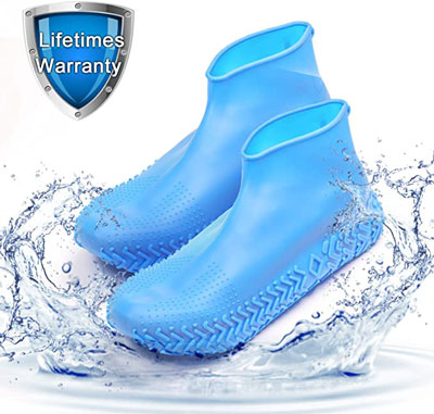 10. Choppe Waterproof Shoe Cover