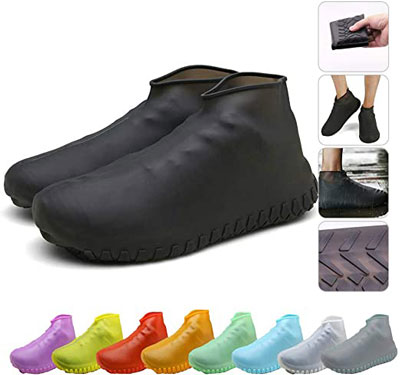 2. Nirohee Silicone shoe Covers