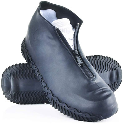 4. Shiwely Silicone Shoe Covers