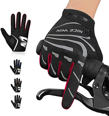 5. NICEWIN Cycling Gloves Motorcycle Bike Mountain