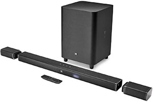 Photo of Top 10 Best Soundbar with Wireless Rear Speakers in 2020 Reviews