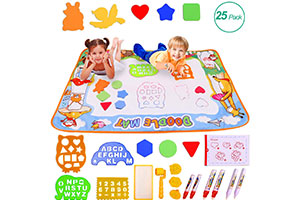Photo of Top 10 Best Water Doodle Mats in 2020 Reviews