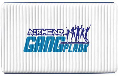 5. AIRHEAD GANG PLANK floating pad