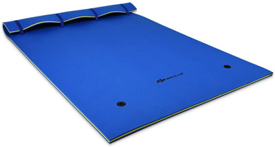 8. Goplus Floating Water Pad for Water Recreation