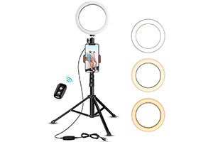 Photo of Top 10 Best Selfie Lights for Phone in 2020 Reviews