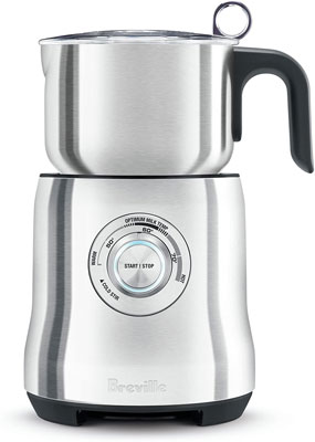 6. Breville Milk Café Milk Frother (BMF600XL)