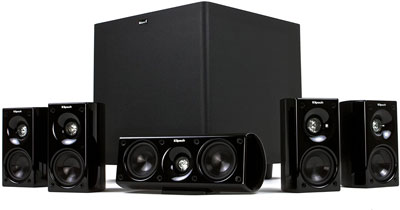 9. Klipsch HDT-600 Home Theater System
