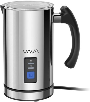7. VAVA 250ml VA-EB008 Milk Frother, Electric Steamer