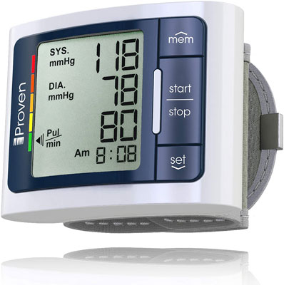 2. iProvèn Blood Pressure Monitor