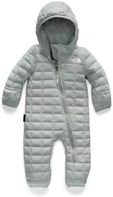 9. The North Face Infant Thermoball Eco Bunting