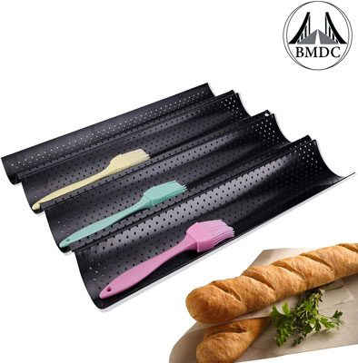 10. MDBC French bread Baking Pan